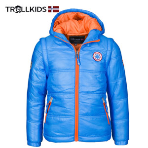Jacheta 2 in 1 usoara impermeabila pentru baieti