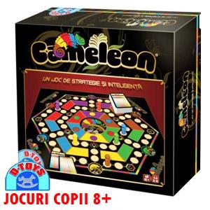 Jocul Quiz Trivia pentru copii Cameleon de la DToys