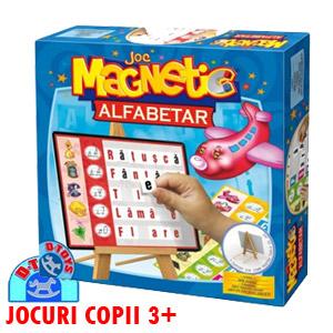 Joc educativ Alfabetar cu tabla magnetica