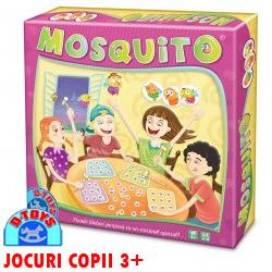 Jocul Mosquito pentru copiii cu varsta peste 3 ani