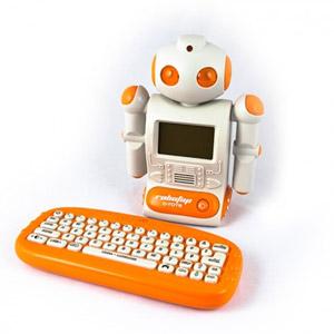 Laptopul de jucarie Robotop pentru copii 100 functii