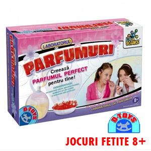 Laboratorul de Parfumuri DToys Jucarii fetite 8 ani