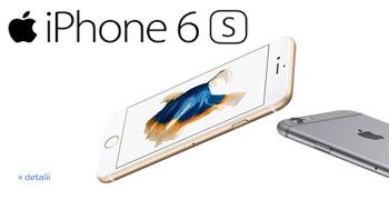 Lansare iPhone6S in Romania octombrie 2015