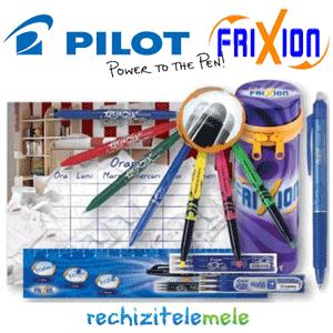 Rechizite Pilot Frixion Penar echipat cu instrumente de scris Frixion