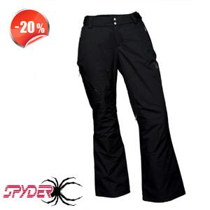 Pantaloni de ski premium pentru femei Spyder Traveler Tailored Fit