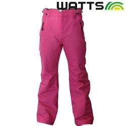 Pantaloni de zapada impermeabili Watts Last Ski pentru fete