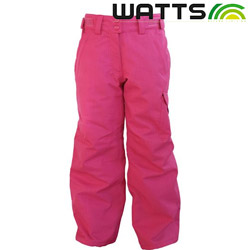 Pantaloni impermeabili la zapada Watts Liaa Ski pentru fete si baieti