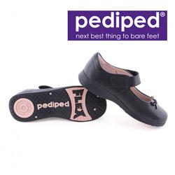 Pantofi fete Isabella Navy Incaltaminte scoala Pediped