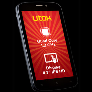 Oferta Smartphone UTOK 470Q
