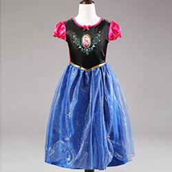 Rochie Printesa pentru fetite Disney Frozen