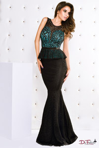 Rochie Turqoise Smooth