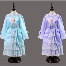 Rochii si costume de petrecere pentru fetite Disney Frozen
