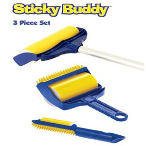 Rola pentru curateniea casei Sticky Buddy Mediashop Teleshopping cel mai mic pret