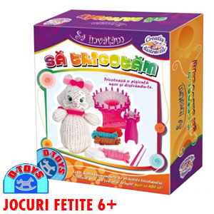 Set de tricotat Forme de Animale