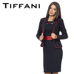 Sacouri office bleumarin pentru femei Tiffani
