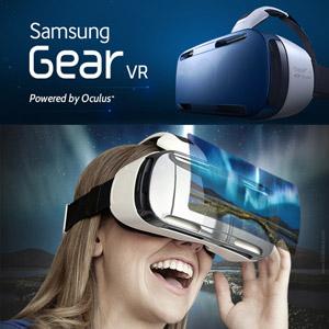 Samsung Gear VR ochelari realitate virtuala smartphone Samsung