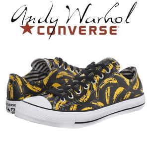 Tenisi Converse Chuck Taylor All Star Ox Andy Warhol