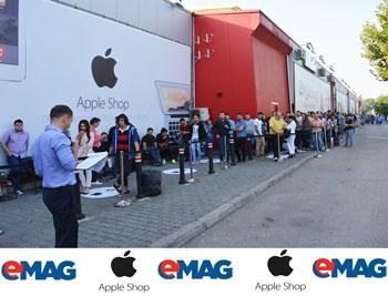 Apple Shop eMAG Bucuresti Showroom