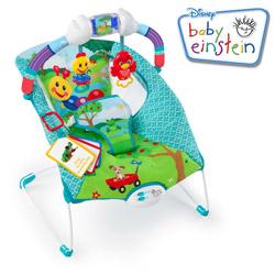 Balansoar cu vibratii pentru Bebe Caterpillar Baby Einstein