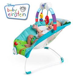 Balansoare pentru bebelusi Baby Einstein Caterpillar cu vibratii
