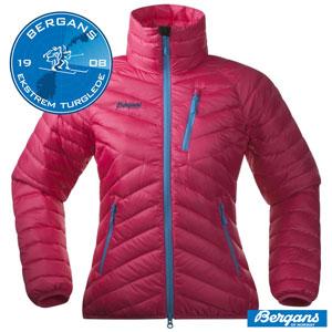 Bergans Geaca puf Slingsbytind Lady Iarna la ski in puf