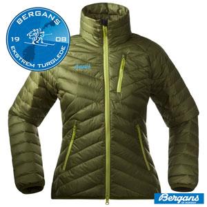 Bergans Geaca puf Slingsbytind Lady geaca usoara de iarna si ski