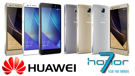 Caracteristici Smartphone Huawei Honor 7