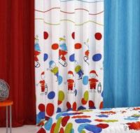 Perdele si draperii frumoase pentru camera copiilor