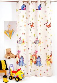 Draperie camera copii Disney Ursuletul Winnie the Pooh