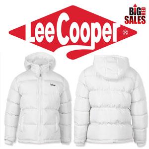 Geci de iarna Lee Cooper 2 Zip Bubble pentru femei
