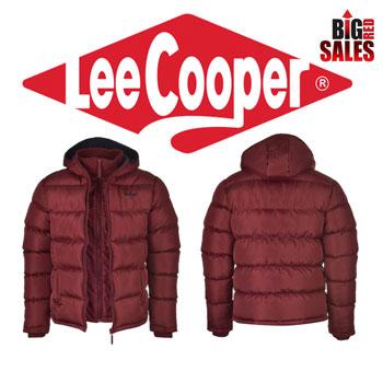 REDUCERI Geci de iarna Lee Cooper Two Zip Bubble Mens pentru barbati