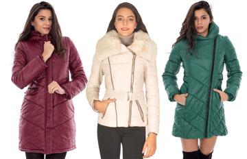 Geci canadiene si jachete de iarna pentru femei fashion eMAG Preturi Reduse Imbracaminte iarna dama