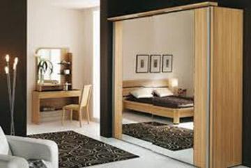 Home Deco Oglinda nelipsita din dormitor