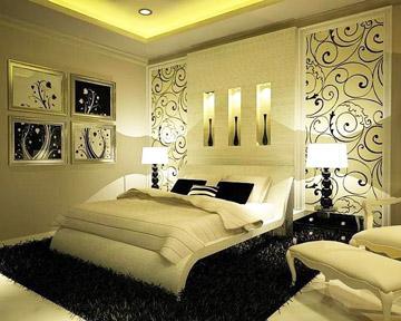 Idei in decorarea si amenajarea dormitorului