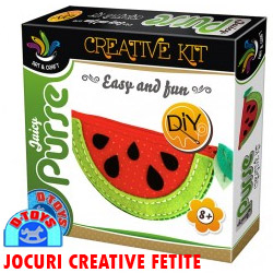 Juicy Purse Creative Kit Set creatie poseta pepene