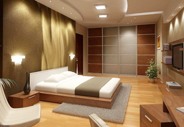 Mobilier de dormitor Alege design minimalist modern futuristic