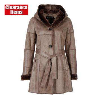 Palton de dama cu blanita Beaumont Coat Washle Ld43