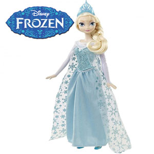 vezi pretul pentru Papusa Mattel Elsa Cantareata Disney Frozen