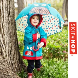Pelerine de ploaie si umbrele pentru copii mici Skip Hop