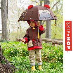 Pelerine si umbrele de ploaie pentru copii Skip Hop Maimutica