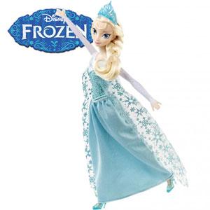 Regina Zapezii Elsa Papusa Cantareata Disney Frozen