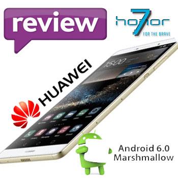 Smartephone-ul Huawei Honor7 s-a lansat in Romania