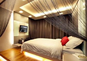 Sursele de lumina in dormitor lampi veioze spoturi