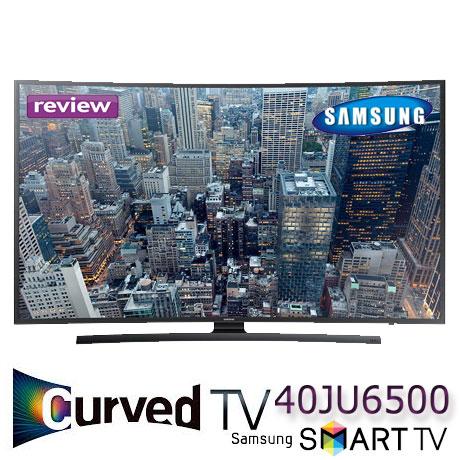 Cel mai ieftin Smart TV cu ecran curbat si rezolutie 4K inainte de Black Friday 40JU6500