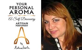 Despre Raluca Vasile creatorul parfumurilor Your Personal Aroma