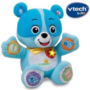 Jucarie interactiva cadouri bebelusi 1 an Ursuletul Destept Vtech