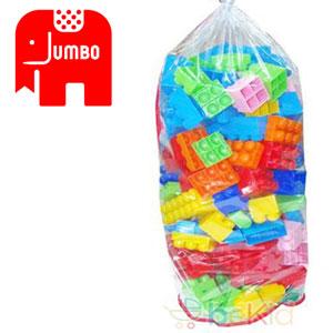 Jucarii Cuburi din plastic Jumbo bebelusi 1 an