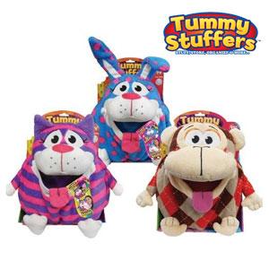 Jucarii Mascote Tummy Stuffers