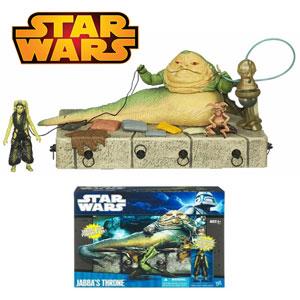Jucarii Razboiul Stelelor Figurina Star Wars Jabba the Hutt
