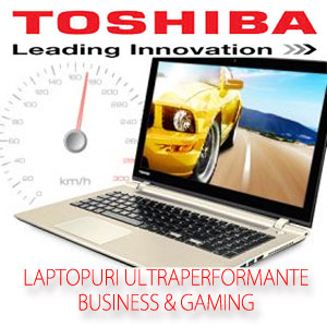 Laptop Business si Gaming Toshiba Satellite P50-C-11K
